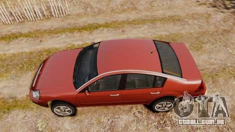 Pinnacle Off-road para GTA 4 vista direita