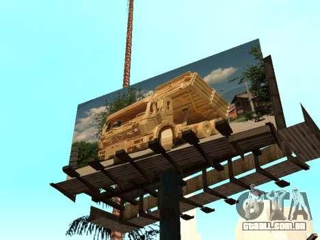 O novo hospital em Los_Santose para GTA San Andreas segunda tela