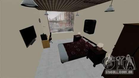 Banco de dados de sobrevivência para GTA 4 oitavo tela