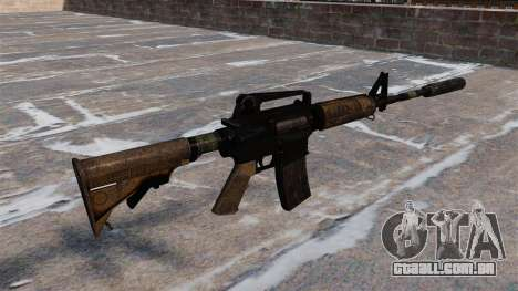 Automáticos carabina M4 para GTA 4 segundo screenshot