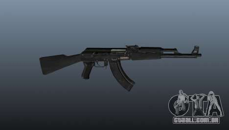 AK-47 para GTA 4 terceira tela
