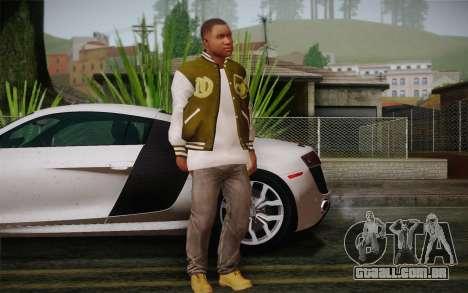 Franklin v. pele 2 para GTA San Andreas terceira tela