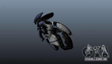 Geth Plasma para GTA 4 segundo screenshot