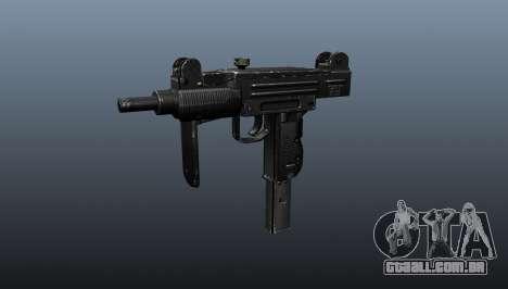 Pistola-metralhadora IMI Mini Uzi para GTA 4