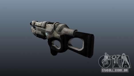 M-55 Argus para GTA 4 segundo screenshot