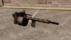 Espingarda atacante para GTA 4