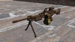 Metralhadora HK MG4 leve