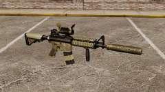 Carabina M4 com silenciador v1 para GTA 4