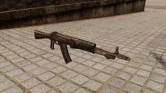 O fuzil de assalto an-94 Abakan para GTA 4