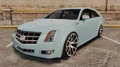 Cadillac CTS SW 2010