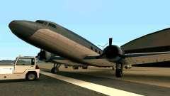 Um avião dos Estados Unidos