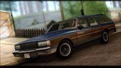 Chevrolet Caprice 1989 Station Wagon para GTA San Andreas