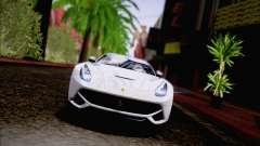 Ferrari F12 Berlinetta Horizon Wheels para GTA San Andreas