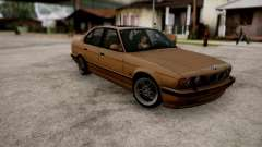 BMW M5 sedan para GTA San Andreas