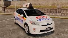 Toyota Prius 2011 Warsaw Taxi v3