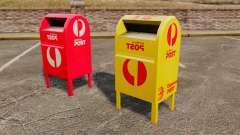 Caixas de correio da Austrália