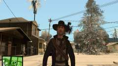 Ray Mccall de Call Of Juarez para GTA San Andreas