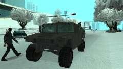 Hummer H1 do jogo Resident Evil 5