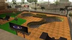 Novo parque de BMX