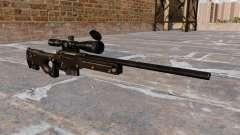 Rifle de sniper AI AWM