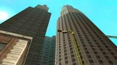 -Concluída a construção em San Fierro V1