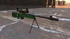 Rifle sniper SV-98