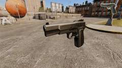 Carregamento automático pistola Browning Hi-Power para GTA 4