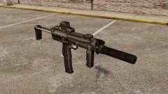 Pistola-metralhadora HK MP7 Sopmod