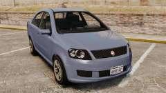 GTA V Declasse Asea I500