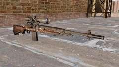 Rifle do sniper M21