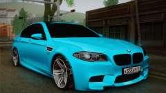 BMW M5 F10 v1 para GTA San Andreas