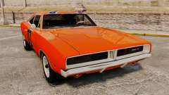 Dodge Charger 1969 General Lee v2.0 HD Vinyl