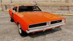 Dodge Charger 1969 General Lee v2.0 HD Vinyl