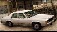 Ford LTD Crown Victoria 1987 para GTA San Andreas
