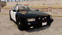 GTA V Police Cruiser [ELS]
