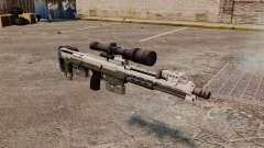 Rifle sniper DSR para GTA 4