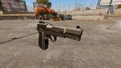 Carregamento automático pistola Browning Hi-Powe