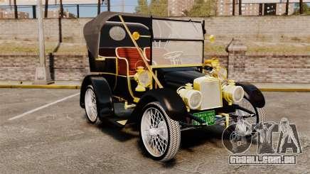 Carro antigo 1910 para GTA 4