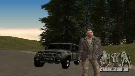 Viktor Reznov para GTA San Andreas