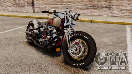Harley-Davidson Knucklehead v1 para GTA 4