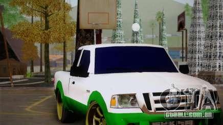 Ford Ranger 2005 para GTA San Andreas