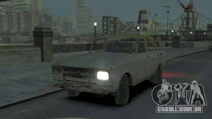 2140 AZLK s. l. a. t. k. e. R para GTA 4