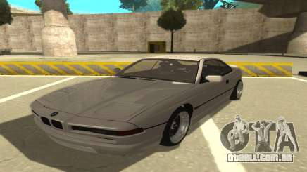 BMW 850CSi 1996 Stock version para GTA San Andreas