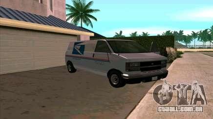 Burrito GTA 4 para GTA San Andreas