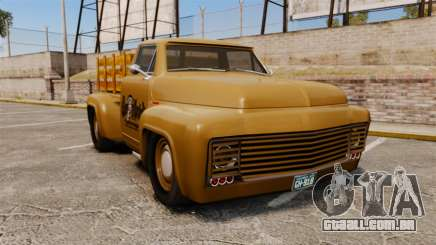 Hot Rod Truck Gas Monkey para GTA 4