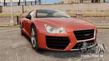 GTA V Obey 9F para GTA 4
