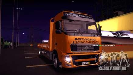 Volvo FH12 reboque para GTA San Andreas