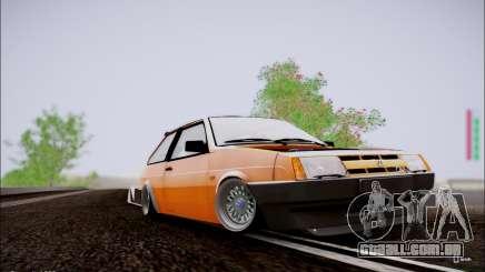 VAZ 21083 baixo clássico para GTA San Andreas