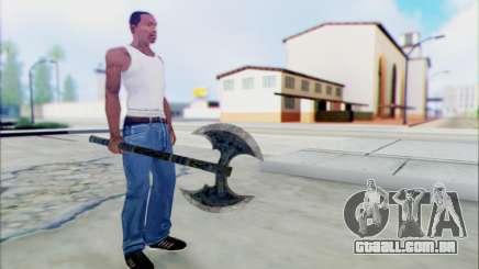 Forjar Machado para GTA San Andreas
