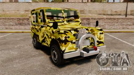 Land Rover Defender Antiguo para GTA 4